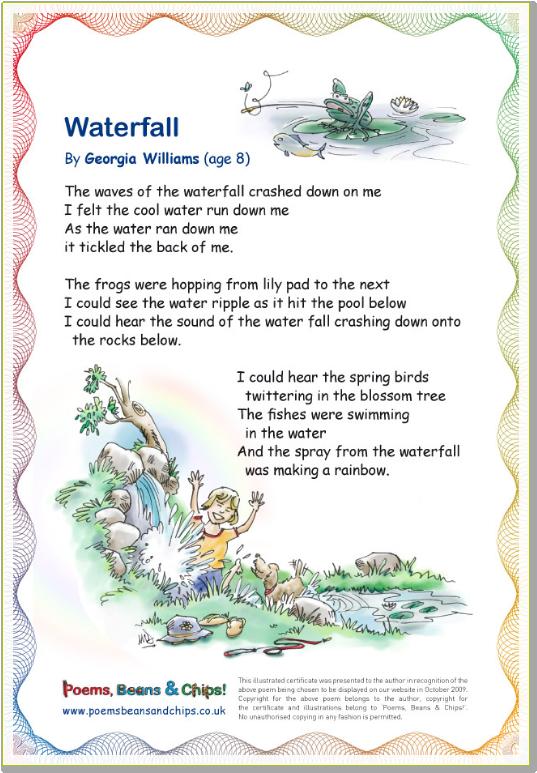 Niagara Falls Poetry